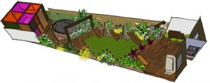 Garden Design Hackney