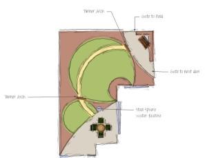 Postal Design Stafford ST17 sketch 2