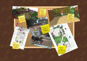 London Garden Design Diary week 8