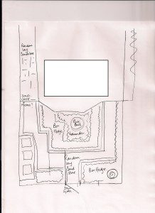 sketch front