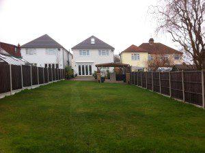 Essex Garden plot