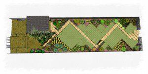 Added additional lawn