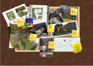Essex and London Garden Design Diary week 3 2014