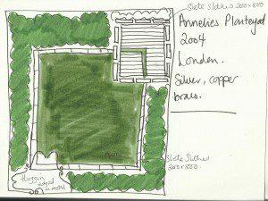 Simple Family Garden Design inspiration Annelies Planteyat