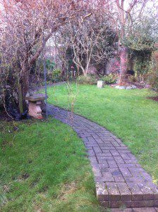 Westcliff garden