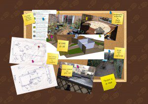 Essex Garden Design Diary week 9 2014