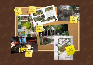 This week's projects in our busy Essex and London Garden Design Studio