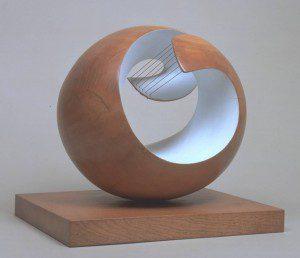 Pelagos 1946 by Dame Barbara Hepworth 1903-1975