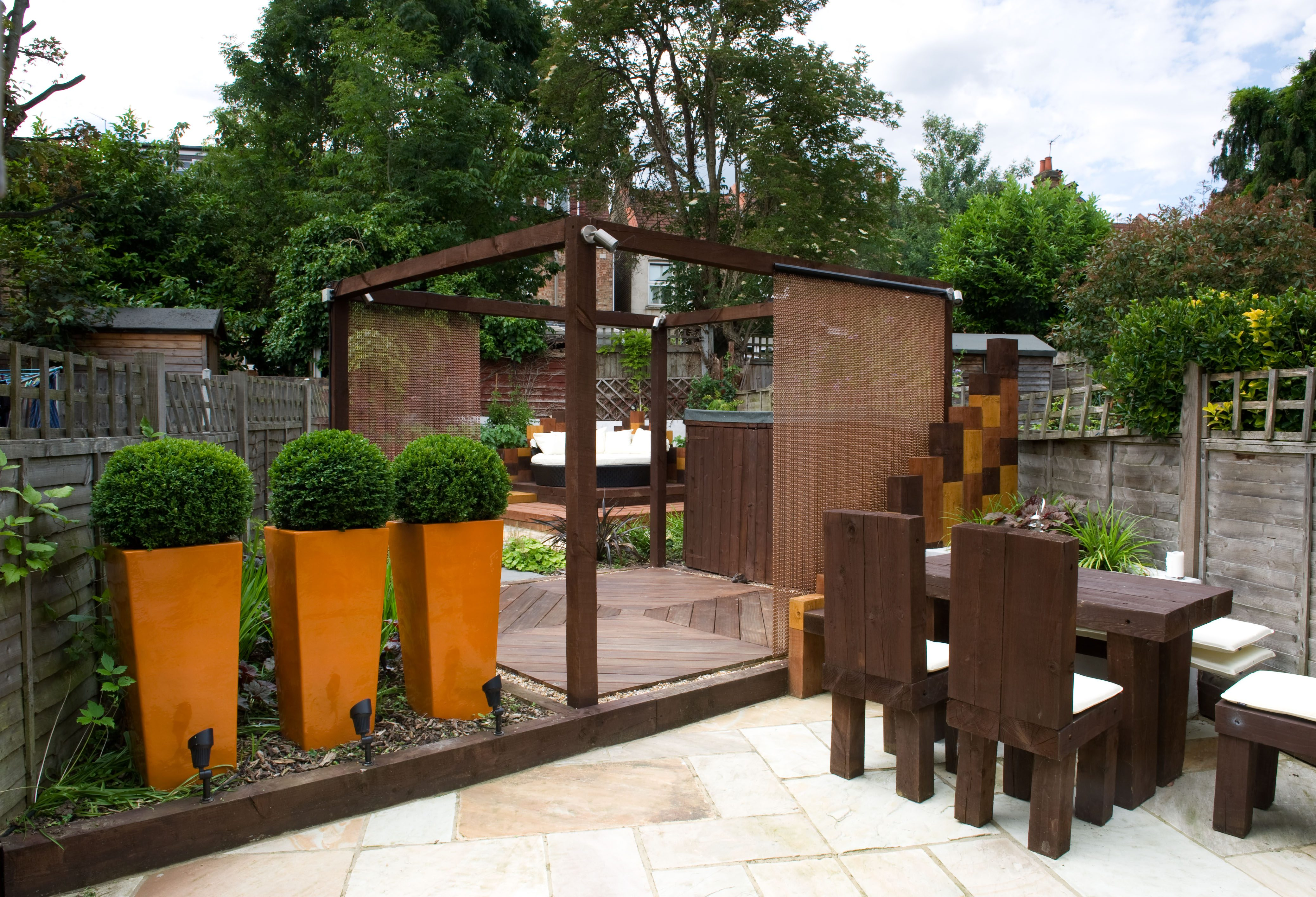 Big garden ideas, Small garden design space? - Creating ...