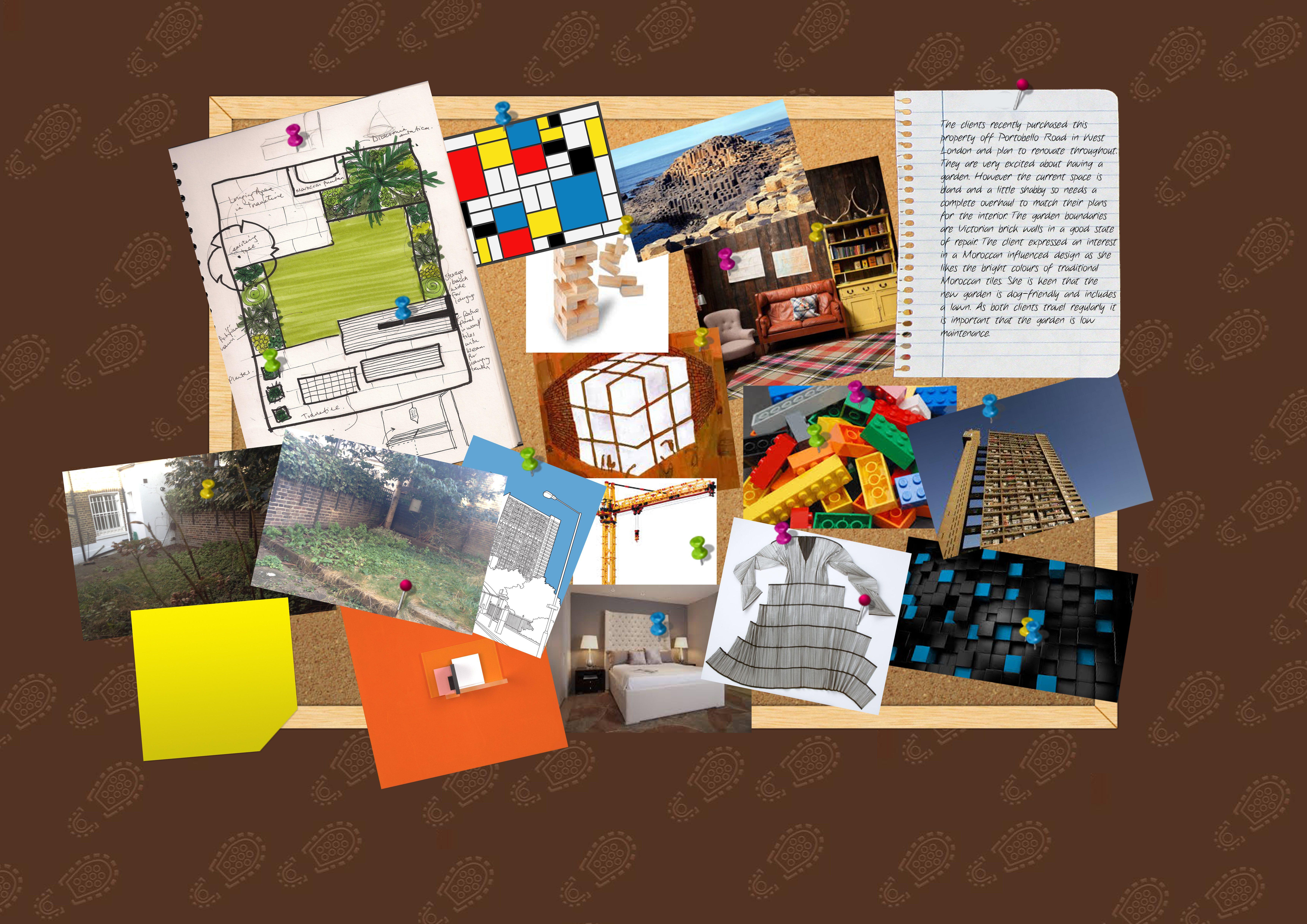 Garden Design Ideas Board 1 ED206
