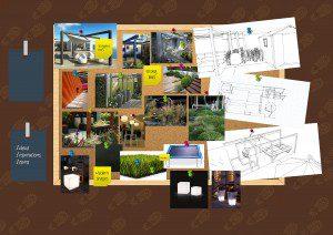 Garden Design Ideas Board 2 ED207