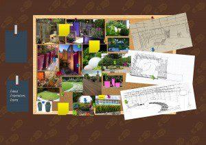Garden Design Ideas Board 2 ED208