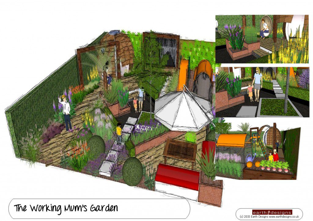The Working Mums garden_1