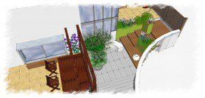 decking steps - visual 2