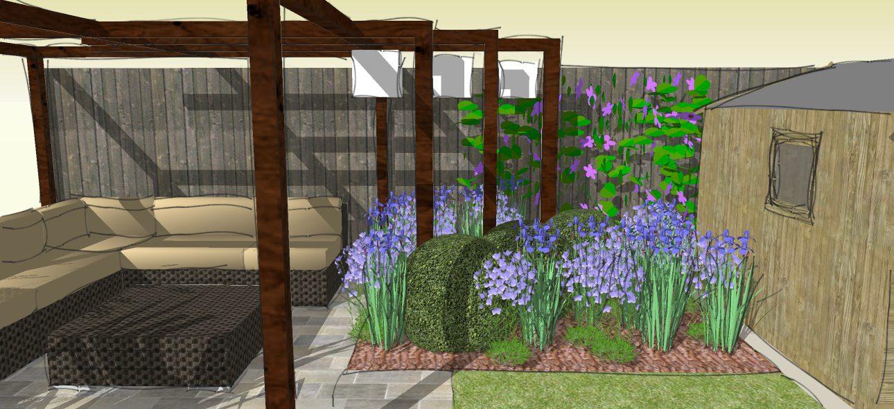 A Family Garden Design - Essex - Earth Designs