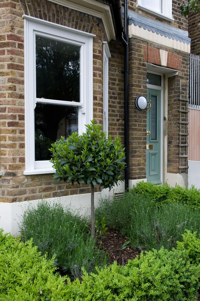 Front garden in Walthamstow East London - Earth Designs ...