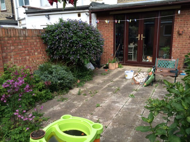 Walthamstow landscaper required to transform the space