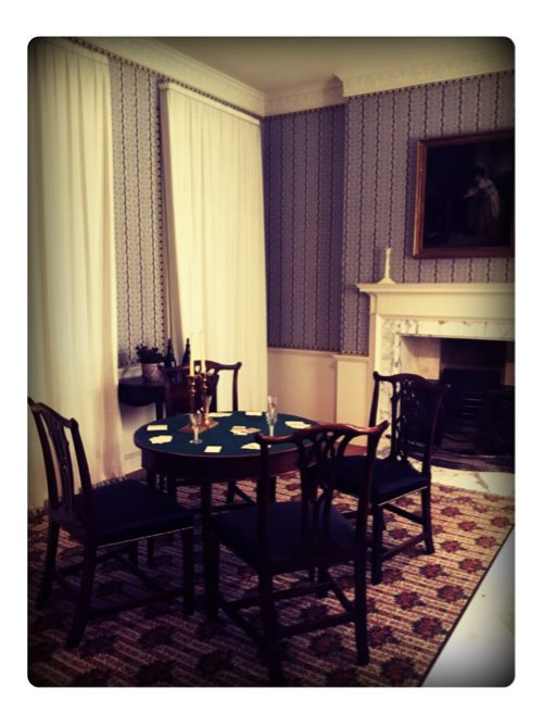 A parlour from 1790