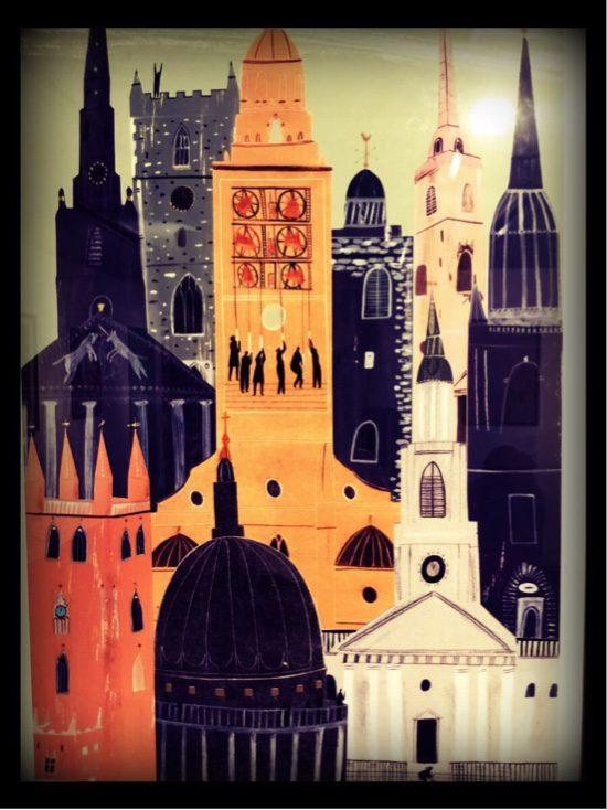 Oranges and Lemons. Sounds of London Landscapes - George McAusland