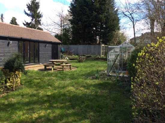 Shenfield in need of a garden designer