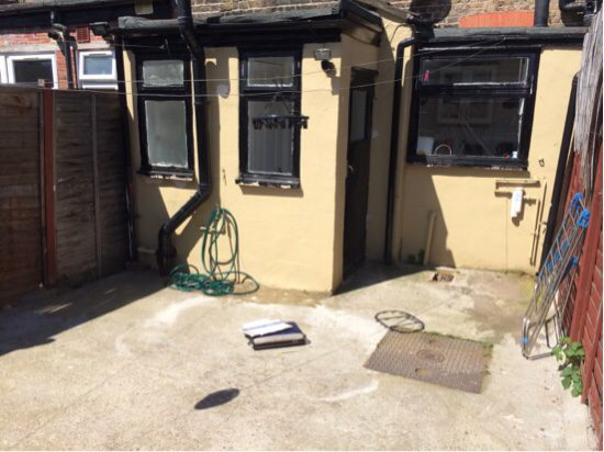 Walthamstow Landscaper need for this small space