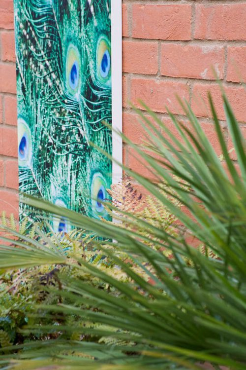 With outdoor canvases the possibilities are endless