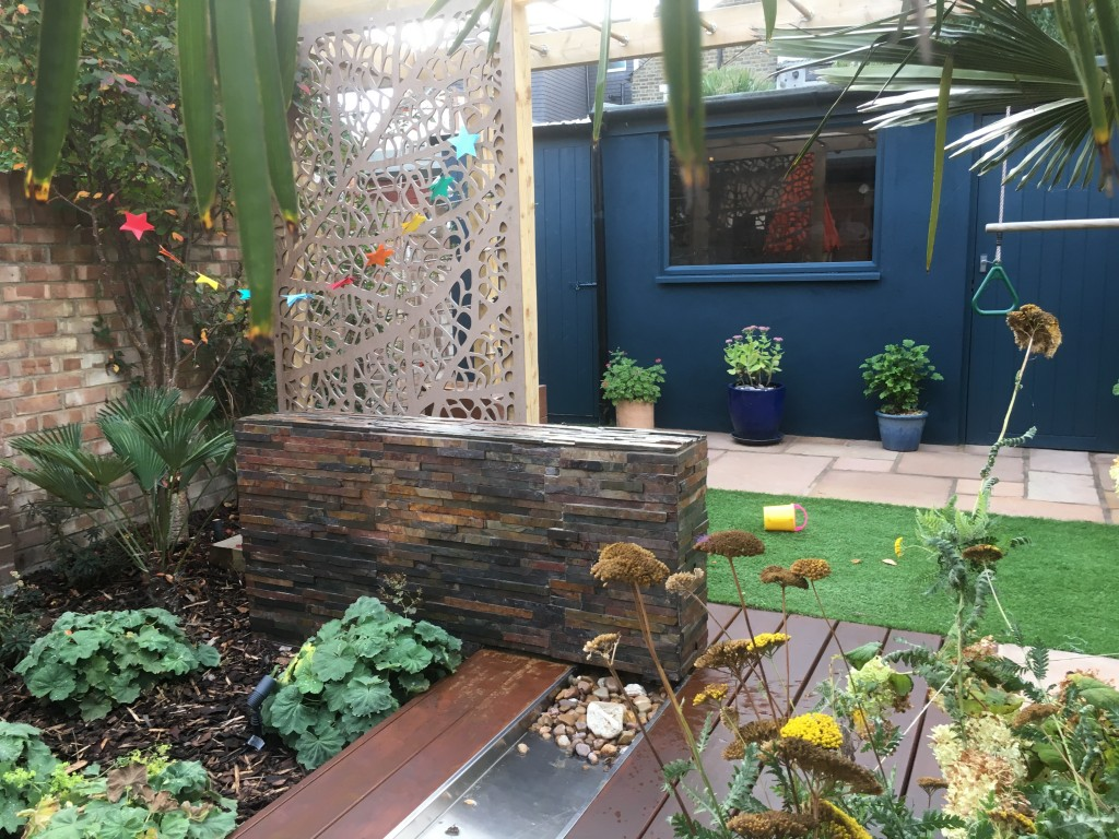 Family Garden Design Walthamstow