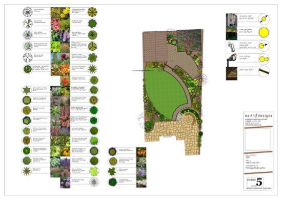 Prairie style planting dominates in this scheme