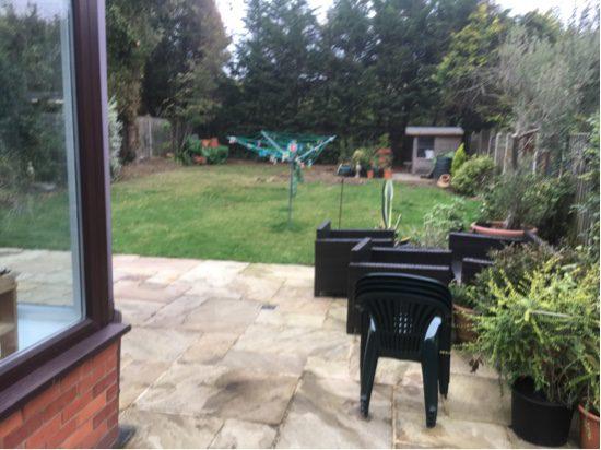 cChalkwell garden designer needed to revamp the space