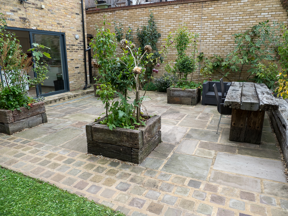 Kitchen Garden Design East London