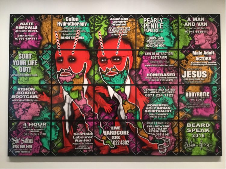 Gilbert and George, the brand