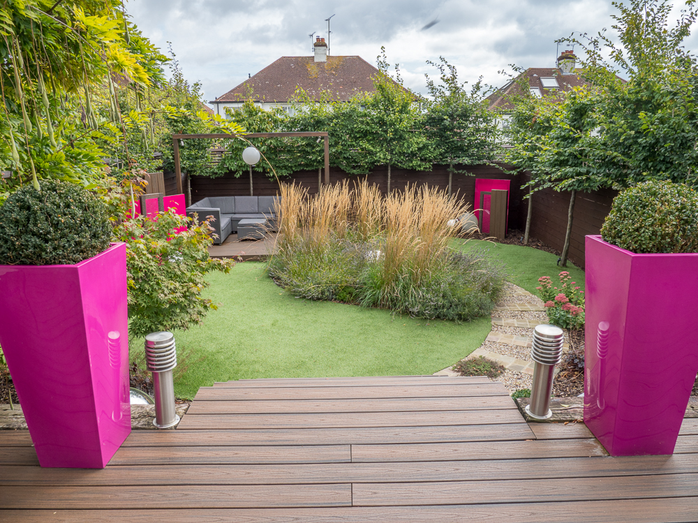 Urban Garden Design Essex