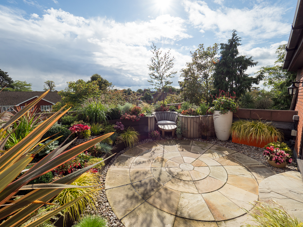 Roof Garden Design Essex