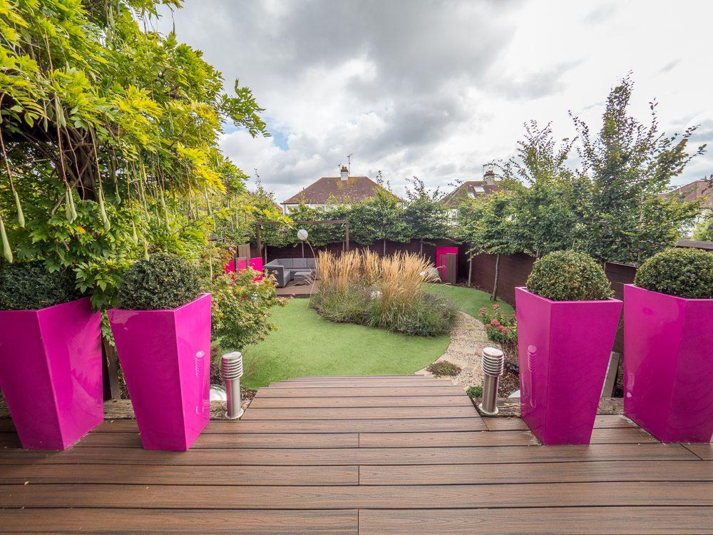 How To Create Privacy In A Garden Earth Designs Garden Design