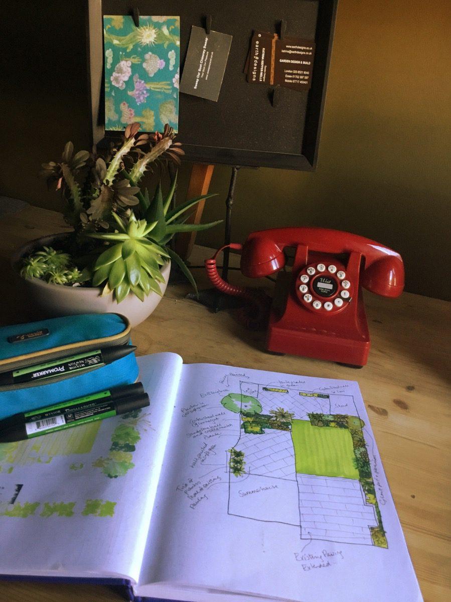 Modern Garden Design in Essex