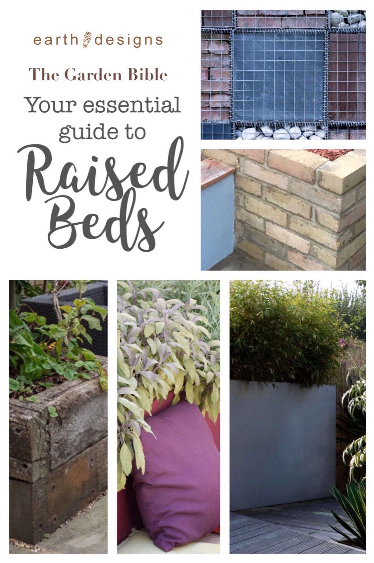 Garden Layout Design - guide to raised beds