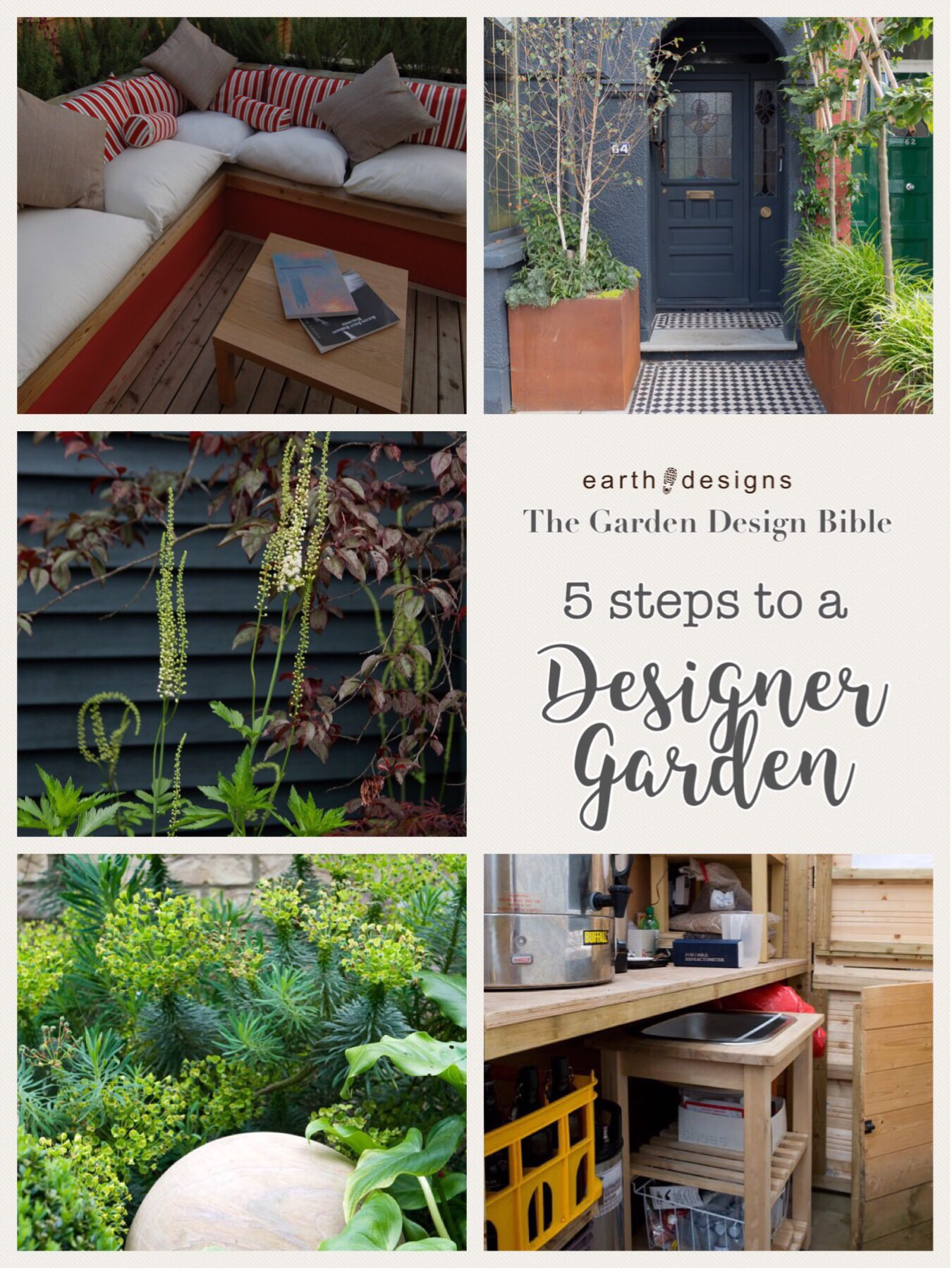 Successful garden design - top tips from Earth Design