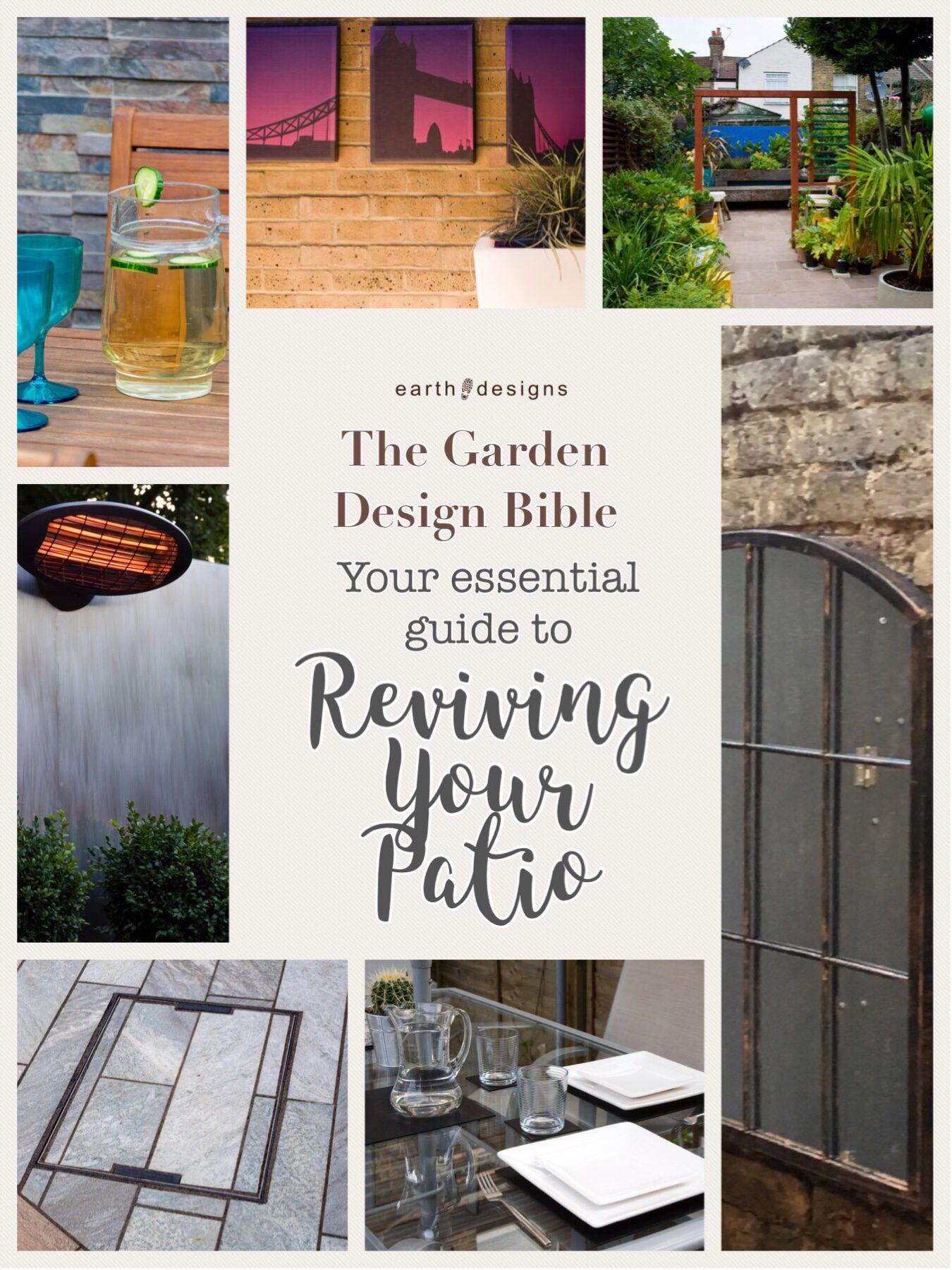 Garden Patio Design - Earth Design's guide