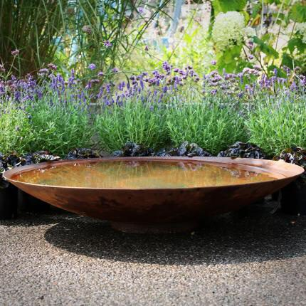 Garden water features - water bowls