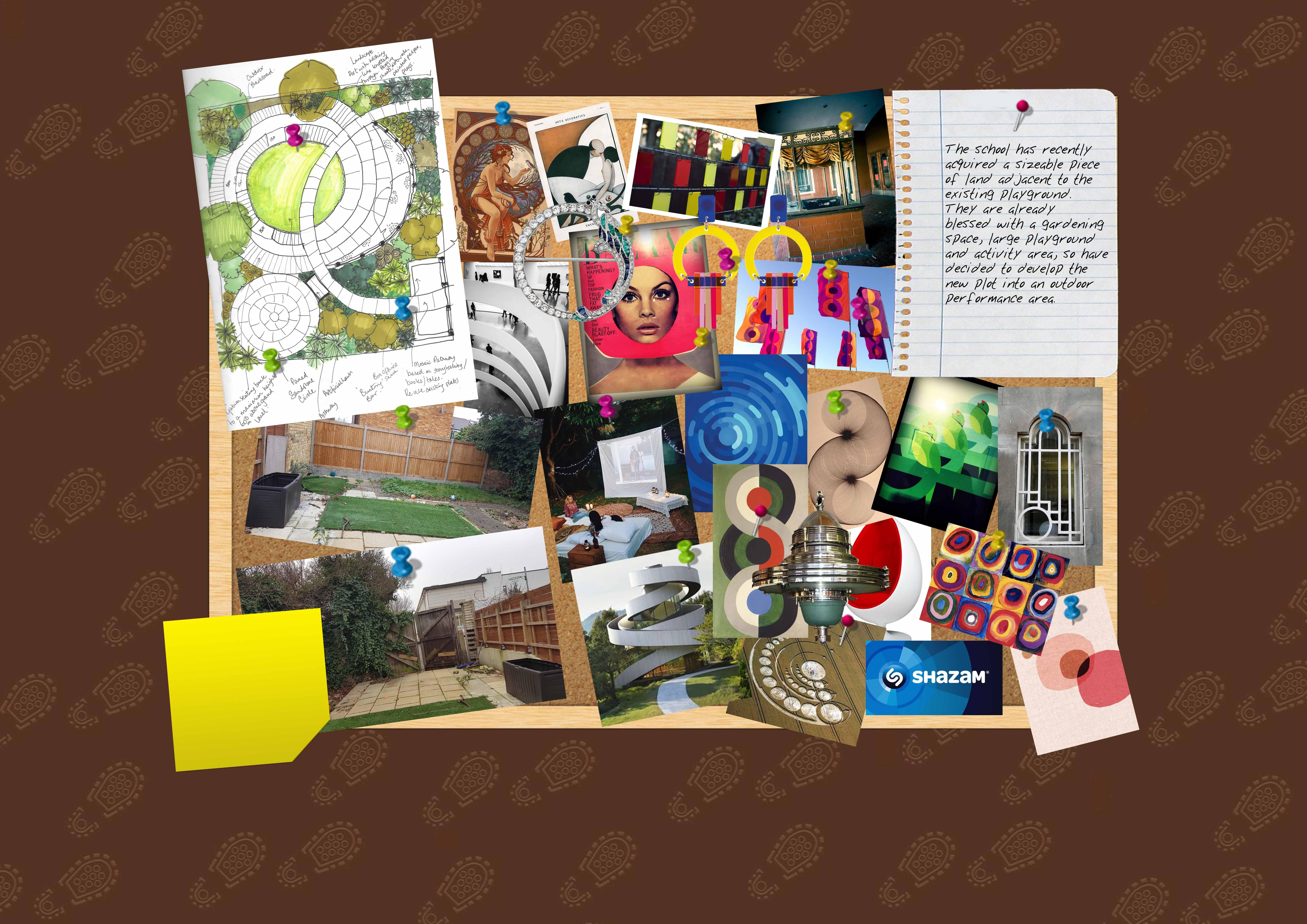 School Garden Design Ideas - Earth Designs