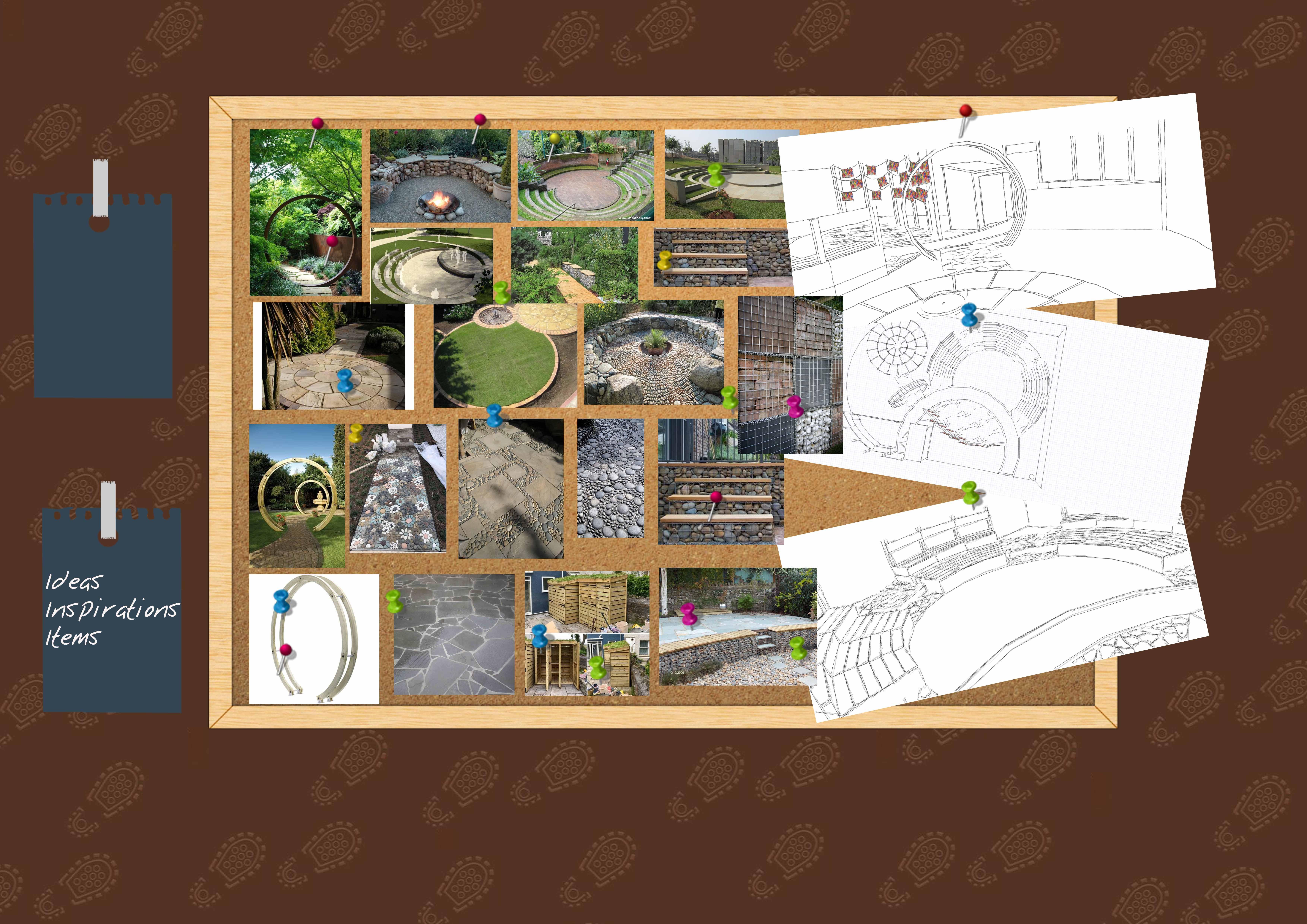 Garden Design Ideas Board 2 ED301