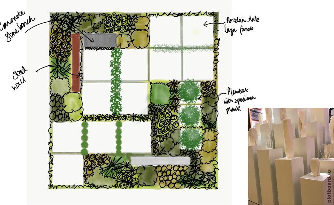 seeds of design - square garden design plan inspiration