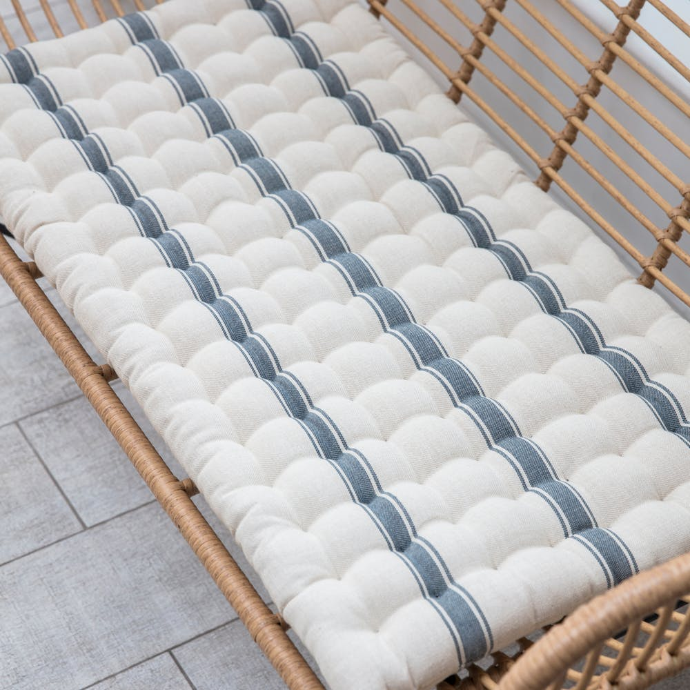 Garden Furnishing - Hampstead bench seat pad