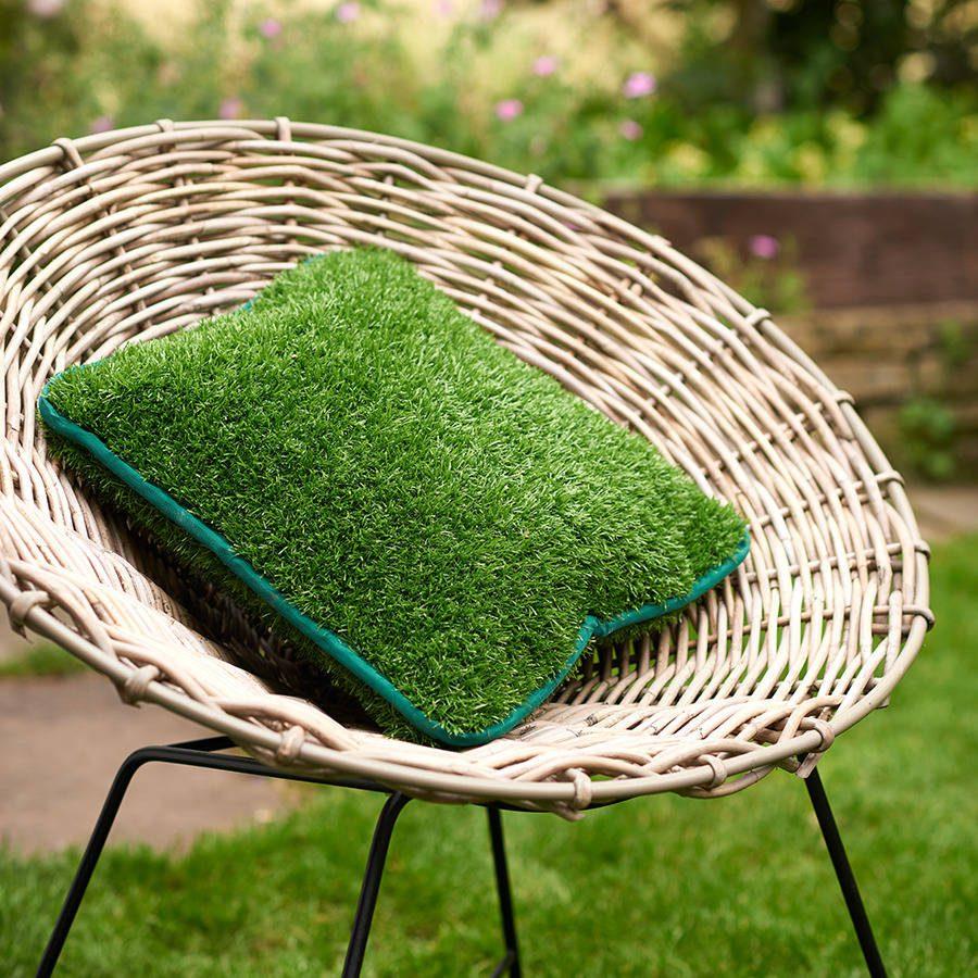 Garden Furnishings - original_artificial-grass-outdoor-cushion